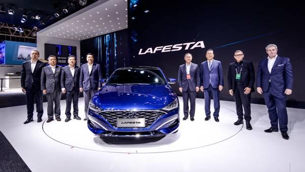 "LAFESTA全球首发 北京现代携三大""新势力""领跑智慧新生活"