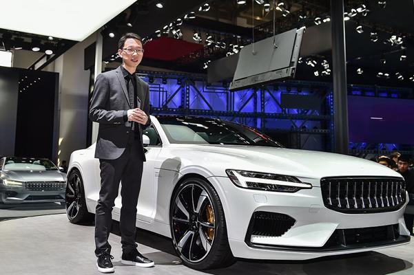Polestar亮相北京车展并发布Polestar 1零售价格