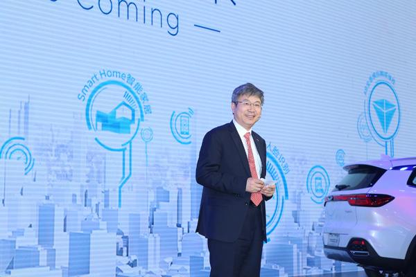 走向世界 奇瑞携多款智能化产品亮相北京车展