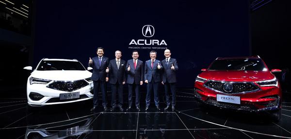 自有格调 不凡闪耀 广汽Acura强势出击北京车展