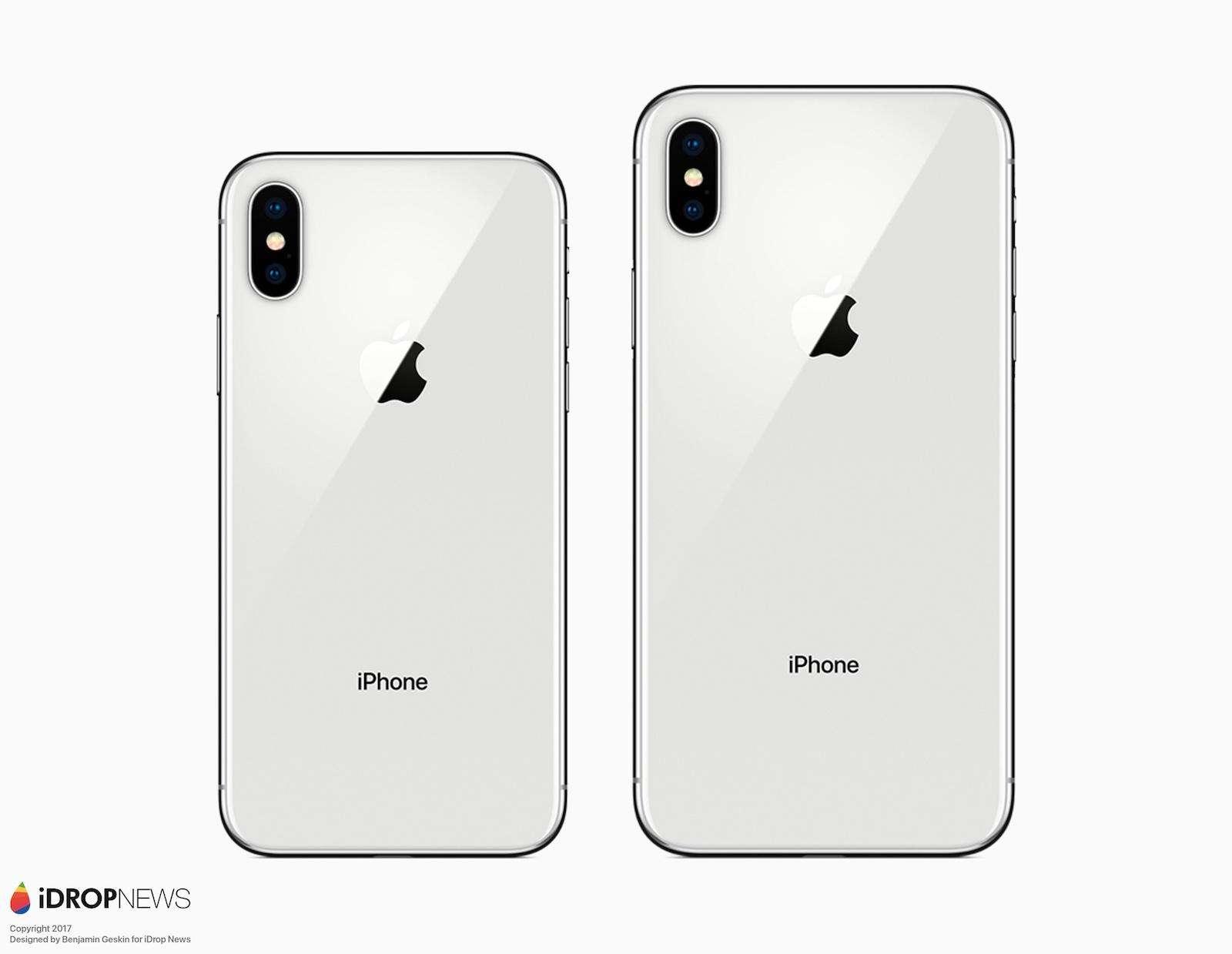 传苹果2018年新机可能命名为iPhone X Plus