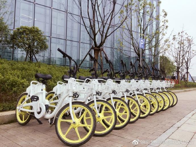 深圳交警:滴滴投放共享电单车未经批准 将约谈