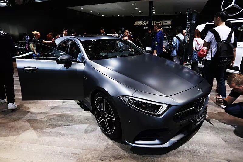 梅賽德斯-邁巴赫 Ultimate Luxury/全新CLS亮相北京車展