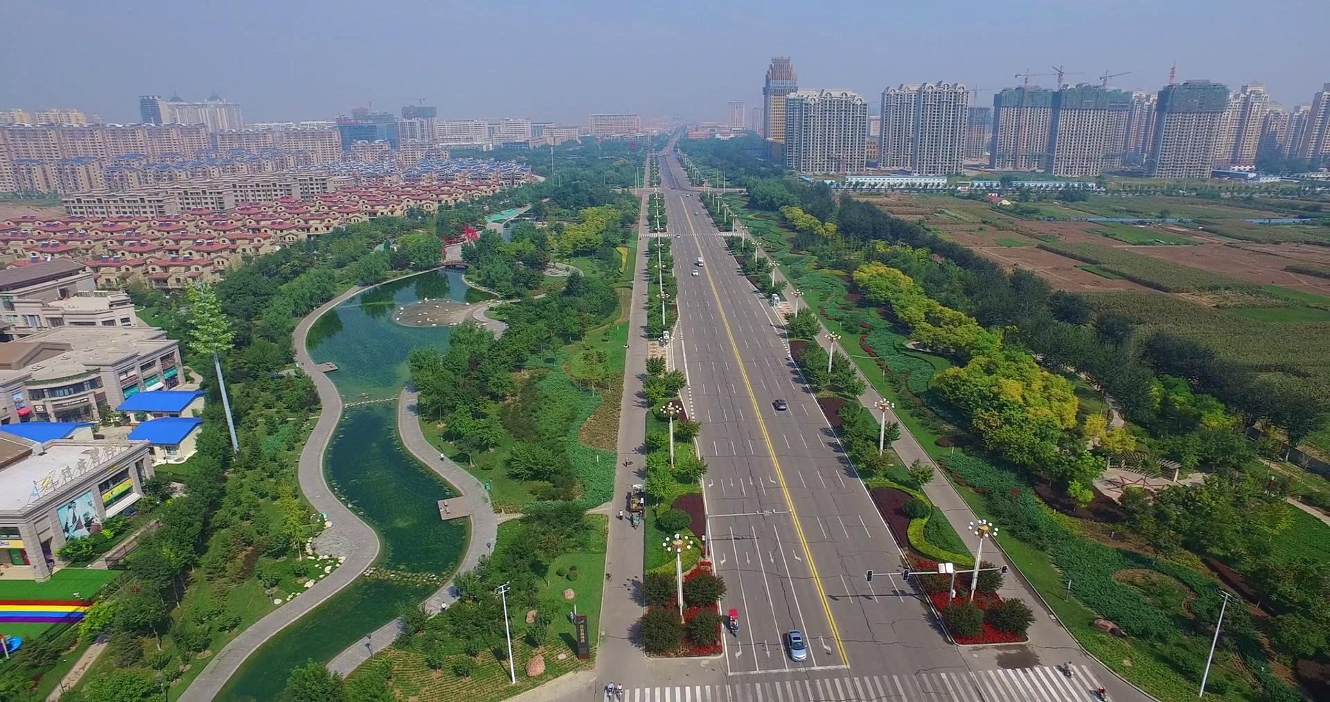 迁安要为海绵城市建设探索县级经验和区域样板