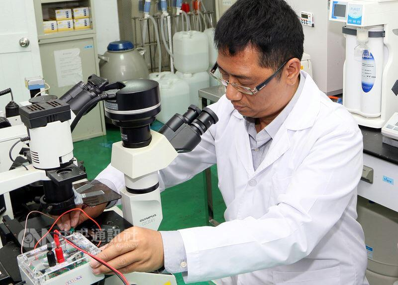 """任春平教授研发""""浓缩芯片""""只需30分钟即可检测是否患癌"""