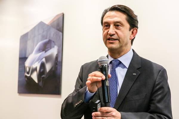专访何塞:轩逸·纯电将开创日产电动汽车的新时代