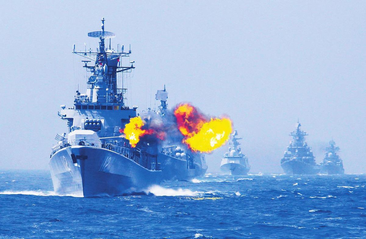 中俄将在青岛举行海上军演 双边框架内规模最大