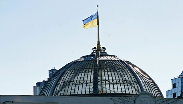 乌克兰议员: 乌政权体系需变革 否则该国将会瓦解