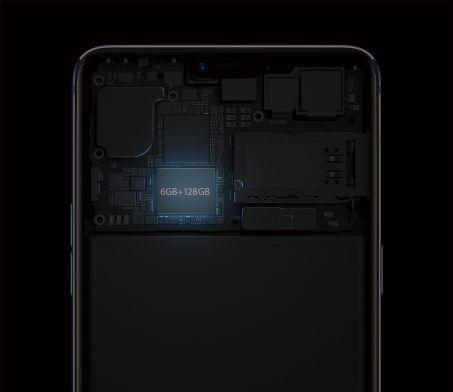 OPPO R15配备6GB+128GB组合 轻松解决用户后顾之忧