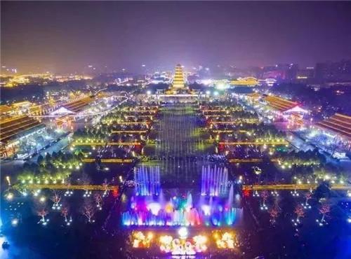 约不约?五一千架无人机光影盛典将创吉尼斯世界纪录