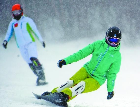 滑雪穿牛仔裤?专家:雪场防寒应有十件套