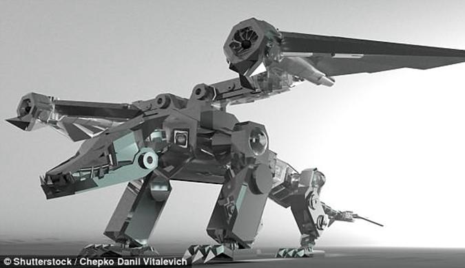 马斯克又有新点子 在推特上宣布研发机械龙