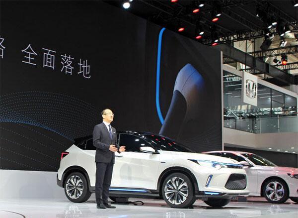 本田计划到2025年在华发售20款电动汽车
