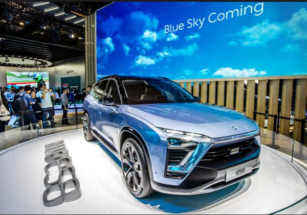 蔚来汽车:欢迎特斯拉等海外车企来华竞争
