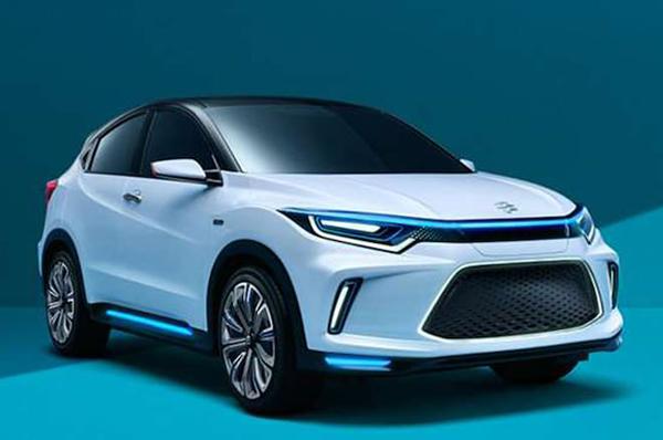 本田理念概念车发布 品牌首款量产纯电动车前瞻