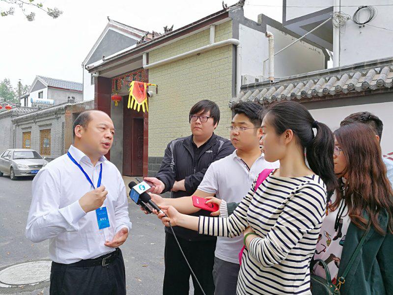 杨建国:兰考打造了高质量脱贫样本