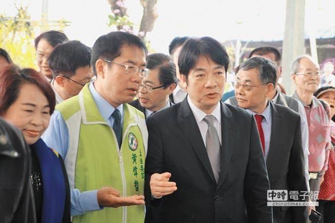 """民进党在台南""""推个西瓜都能当选""""?高达四成八民众盼市长换党换人"""