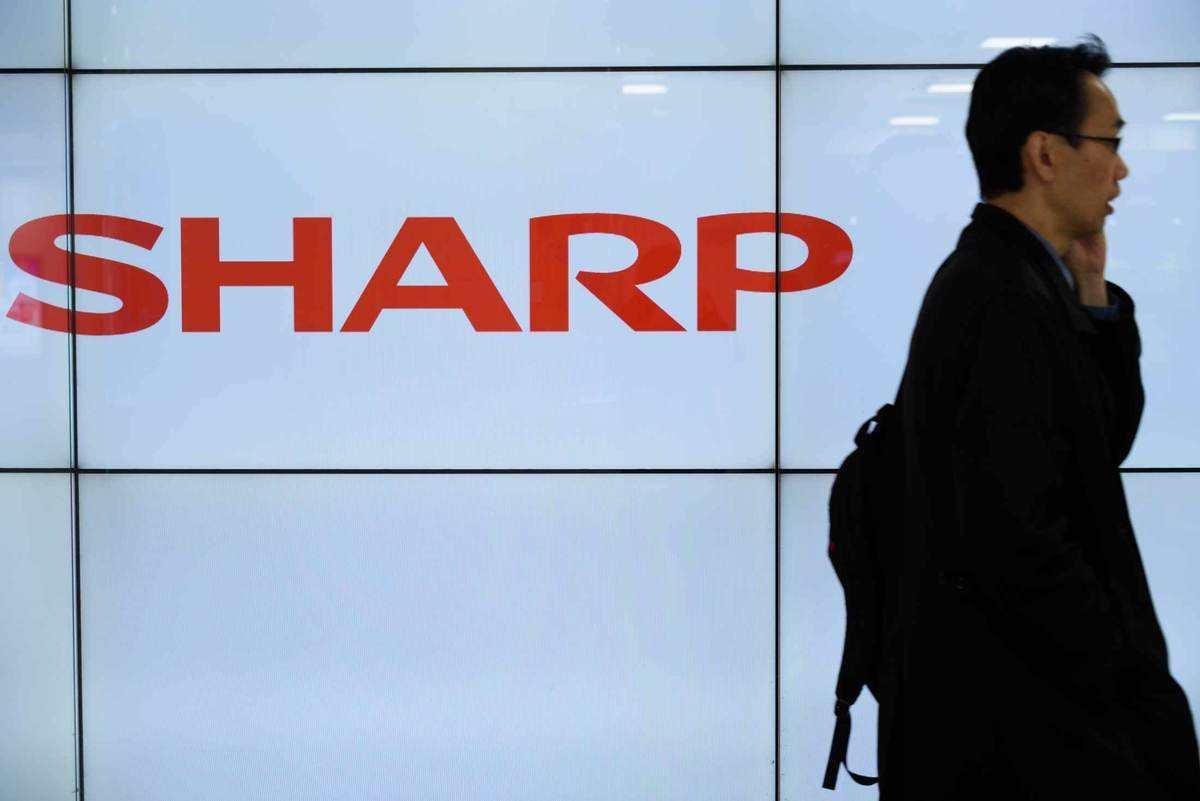 夏普4年来首次盈利 液晶业务势头良好