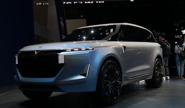 【2018北京车展】启辰THE X概念车全新发布