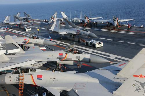 """俄媒:双航母让中国成为真正的""""航母大国"""""""