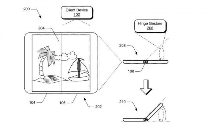 微软可折叠手机新专利 不同角度设置不同操作
