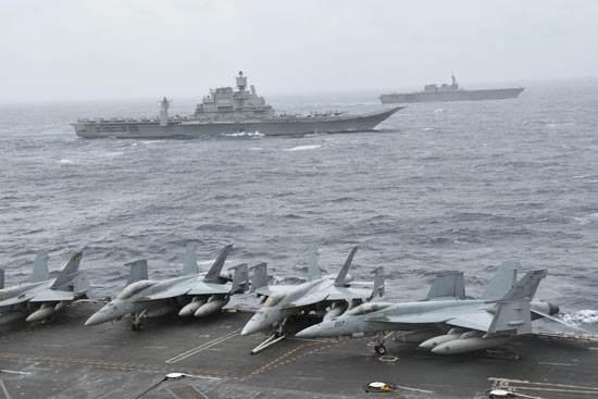 看重中国!印不邀澳大利亚参加美日印海上军演