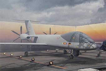 欧洲多国联合研发大型无人机摆脱对美依赖