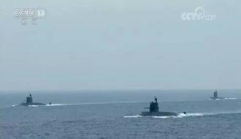 中国常规潜艇总设计师:我们离世界领先差临门一脚