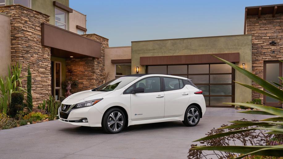 2018款日产Leaf以最高分通过欧洲NCAP碰撞测试