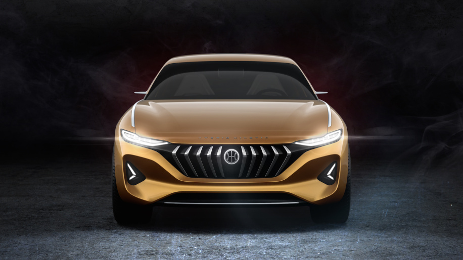 【2018北京车展】正道H500概念车正式亮相