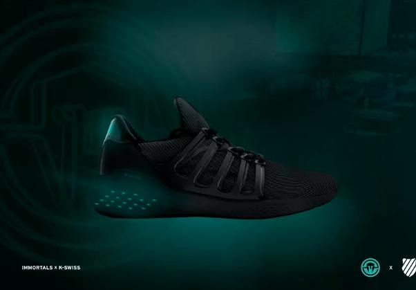 K-Swiss正在为电子竞技团队设计运动鞋