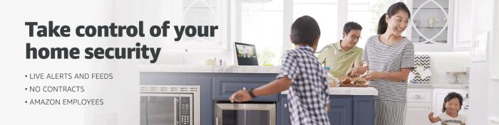 亚马逊上线智能家居安全服务:含安装无月费