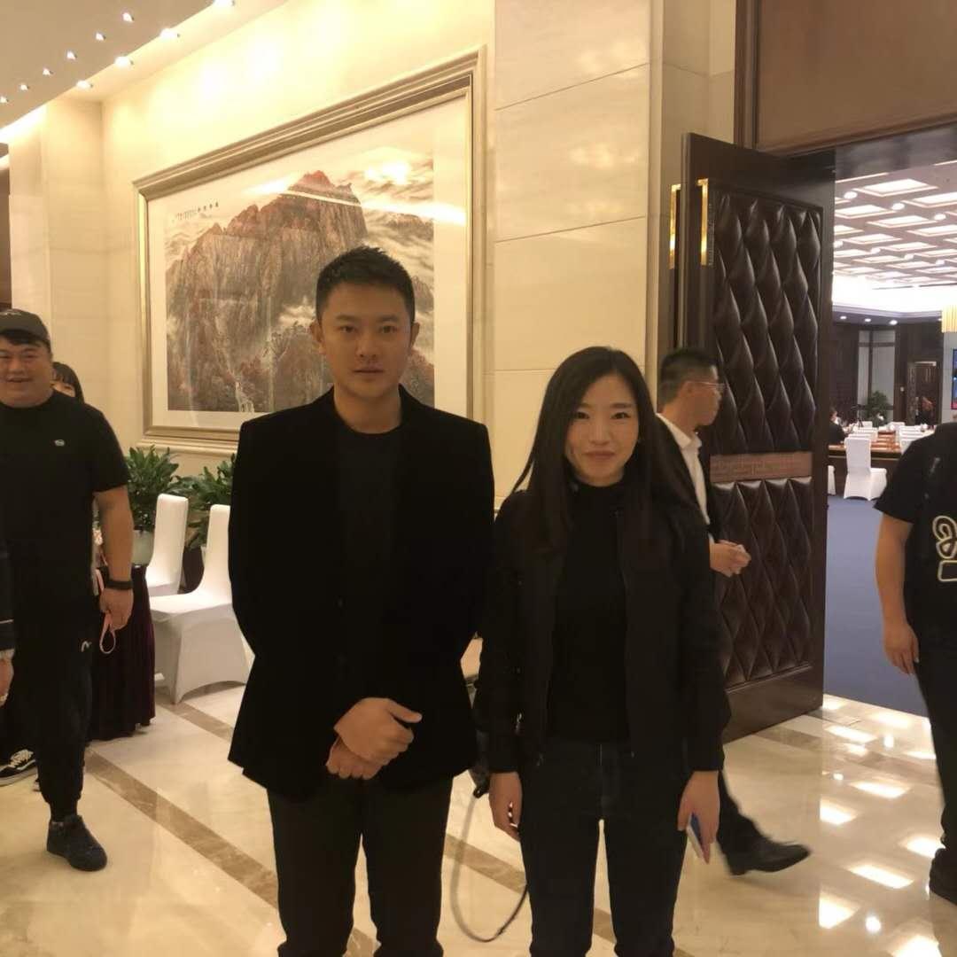 宋伶应邀参加公安电视剧《警务站的故事》新闻发布会