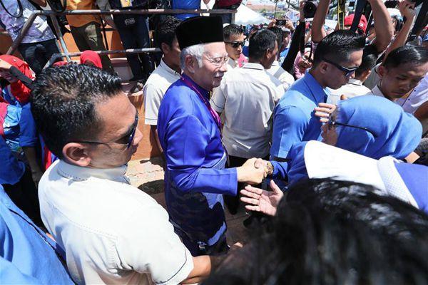 马来西亚大选登记工作完成 正式进入竞选期