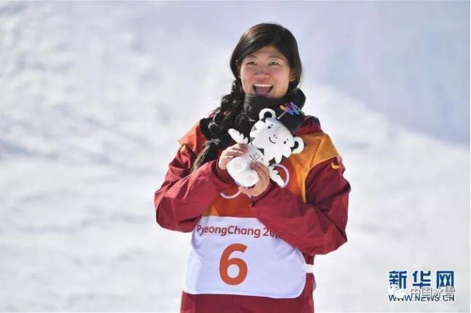 刘佳宇:目标2022北京冬奥 运动员也一样很炫酷