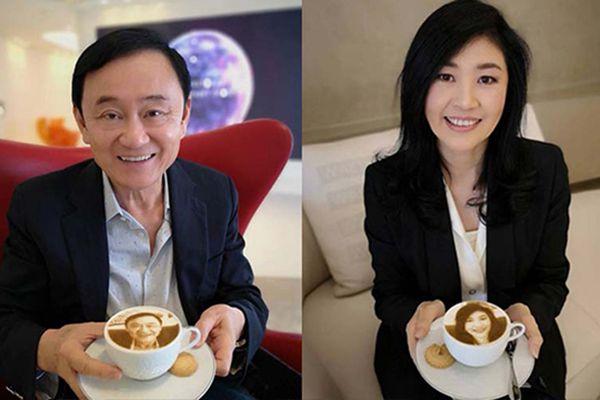 他信英拉最新近照曝光 两人一道喝咖啡