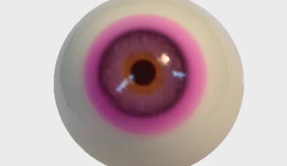 伯明翰大学研究一款可矫正色盲的隐形眼镜