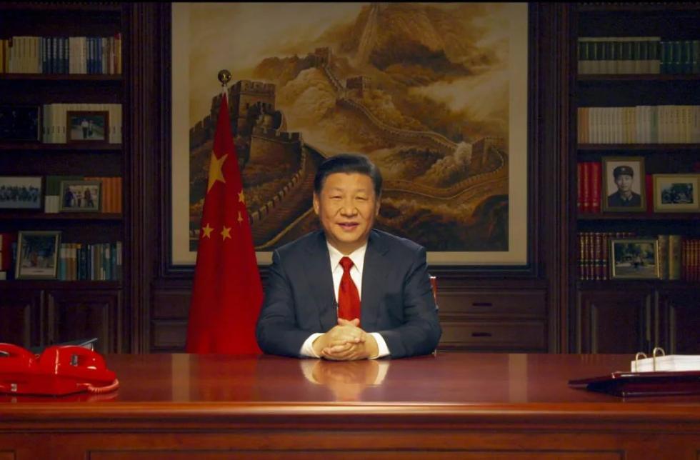奋斗的你们,成就奋进的中国!