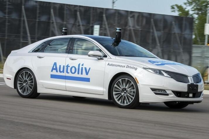 Velodyne联手Autoliv 将量产车规级激光雷达