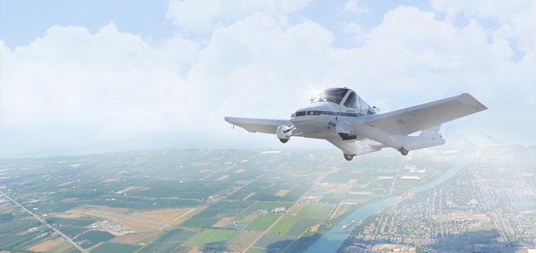 Terrafugia携手CEVT 合力研发中国的飞行汽车
