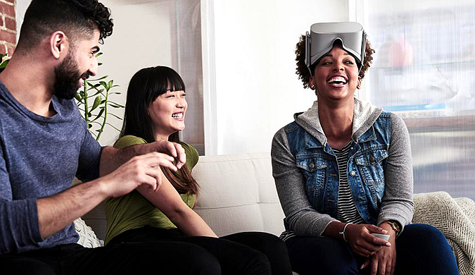 小米发布VR一体机Oculus Go:中国版夏季开售