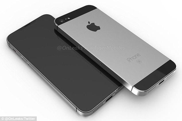 """爆料:传苹果iPhone SE 2将配备""""刘海屏"""""""
