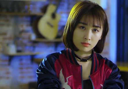 古装美女徐申东 穿越出演《二次觉醒》