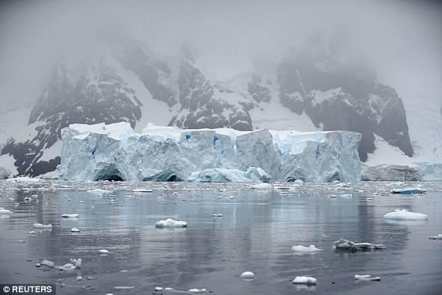 南非面临严重缺水状况 专家:从南极拉回冰山