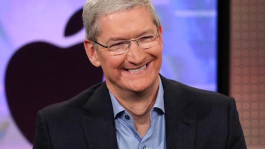 苹果最新财报:中国在iPhone X销售上贡献巨大