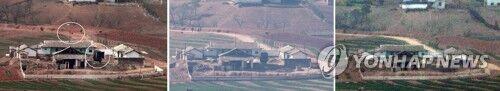 韩媒:朝军边境喊话喇叭预计一两天内拆除完毕