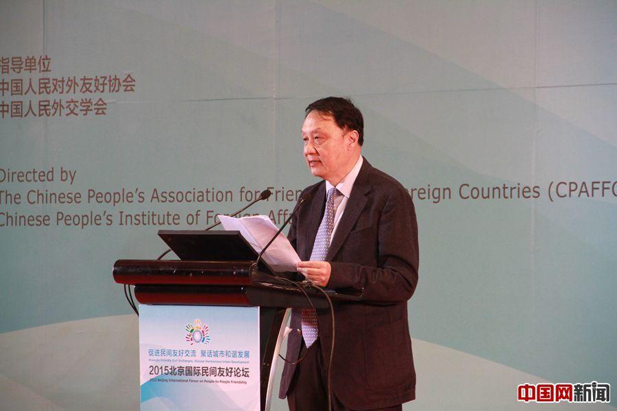 王明明:艺术交流是各国友好的基石