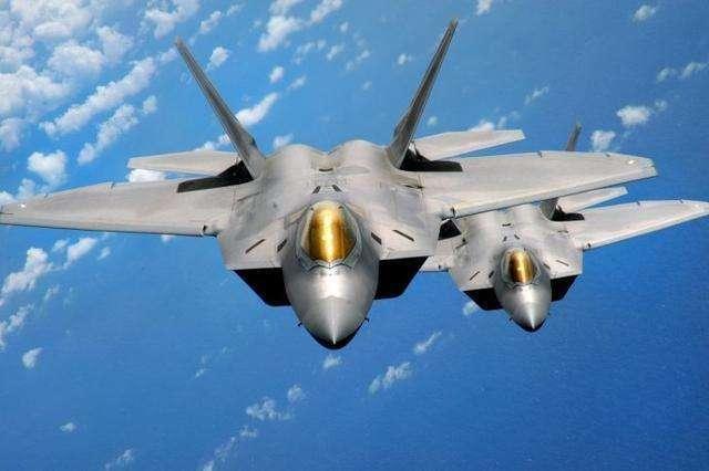 8架F22重回韩国为哪般?专家:中国可验证反隐身手段