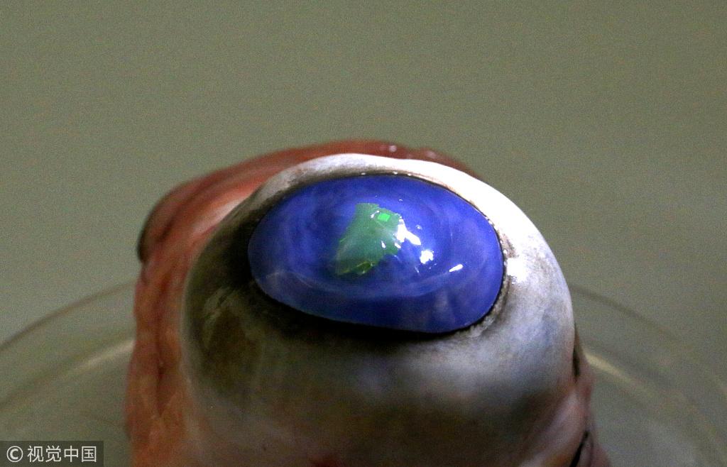 超人同款!英国研制出超薄隐形眼镜可发射激光束