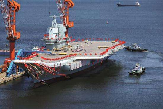 智库:中国去年军费亚洲第一 增长量世界第一